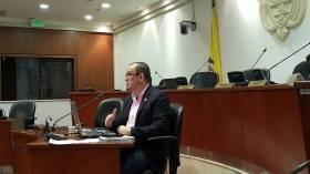 Instalada comisión accidental para crisis de la salud