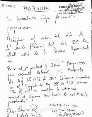 Oscar continúa su lucha por los pensionados de Colombia