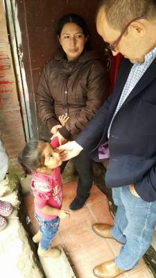 Indignación por crimen contra niña caucana