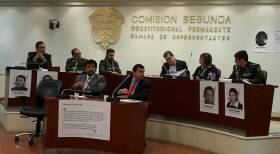 Audiencia en la comisión accidental de seguimiento al ESMAD