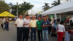 Feria de Cafés especiales en Piendamó