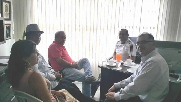 Diálogo con Federación Comunal del Cauca