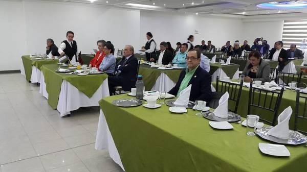 Reunión con Dirección Nacional de la  Alianza Verde