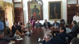 Foro pedagógico para la paz en Unicauca