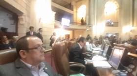Aprobado proyecto de ley corta de salud con ponencia de Oscar