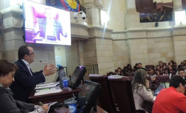 Conclusiones de la Audiencia Pública - Presente y Futuro del Sistema de Salud en Colombia