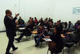 Oscar invitado a la Cátedra Salud Pública y Derechos Humanos