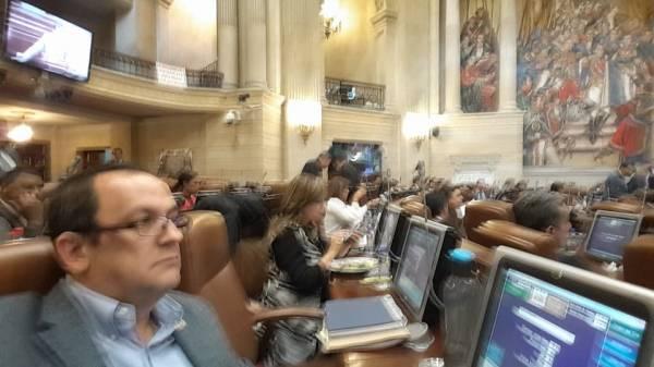 Aprobada reforma política en Cámara de Representantes