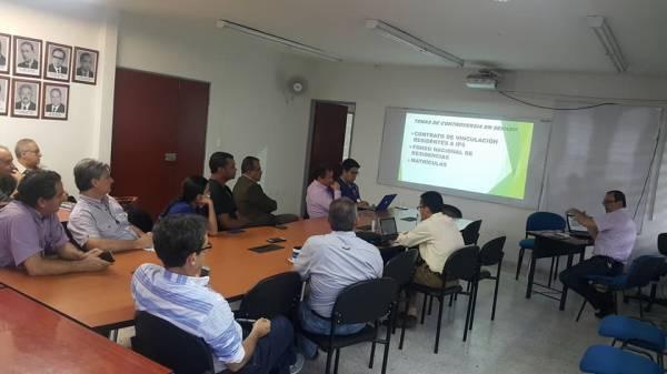 Oscar socializó en Unicauca proyecto de ley de Residencias Médicas