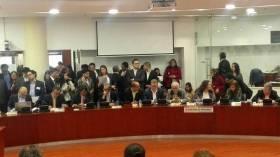 Audiencia pública sobre la reforma política