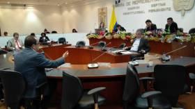 Debate de control político sobre la situación de la salud en Bogotá