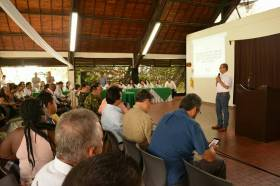 Encuentro de todos los Sectores por la Paz y el Desarrollo del Cauca