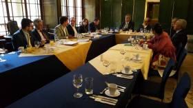 Reunión con la Gran Junta Médica Nacional